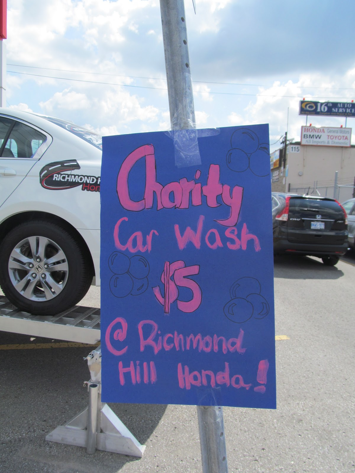 Car wash life in balance our lovely hand made sign solutioingenieria Image collections