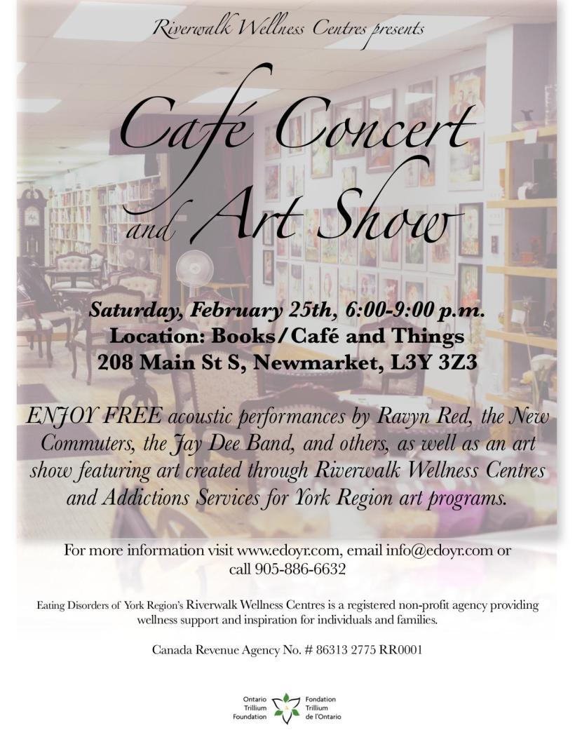 Cafe Concert Feb 25-17