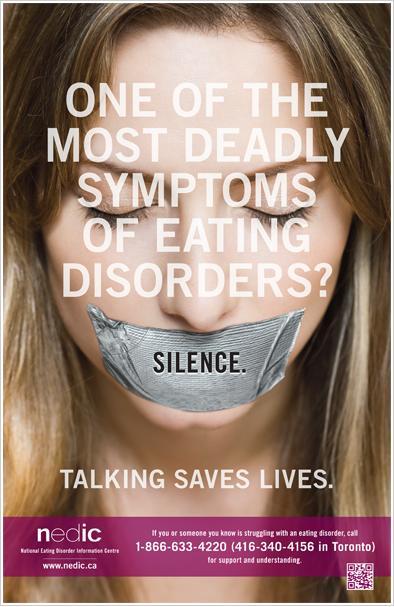 talking saves lives NEDIC 2013