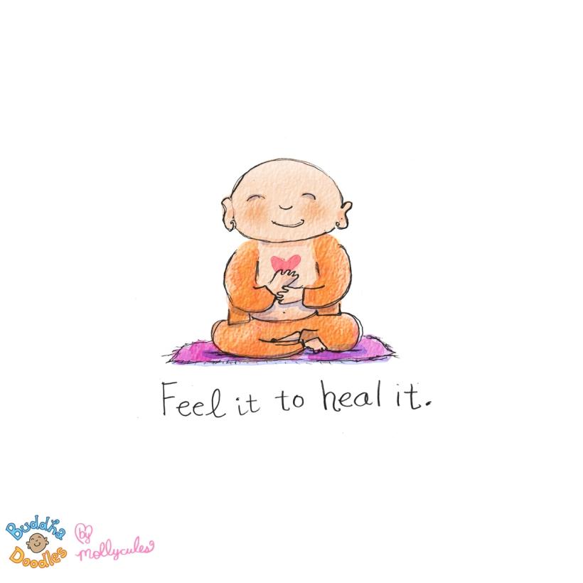 Feel it to Heal it
