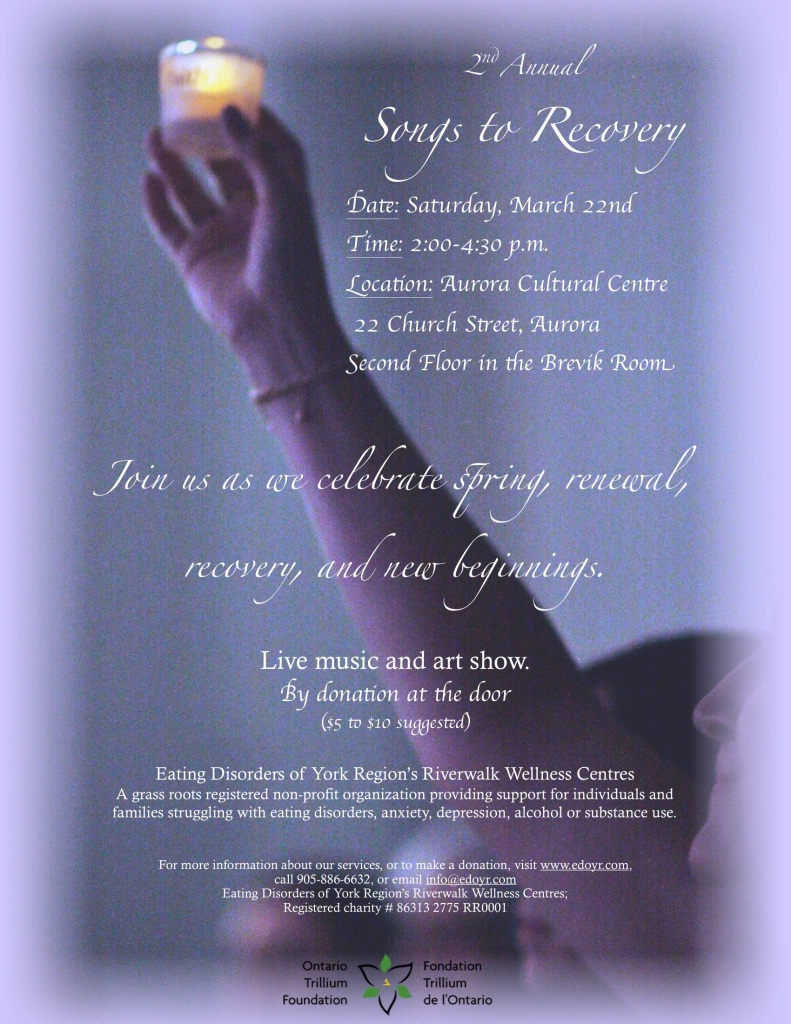 Songs to Recovery 2014 (1)