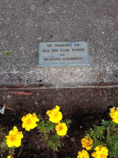 totem plaque