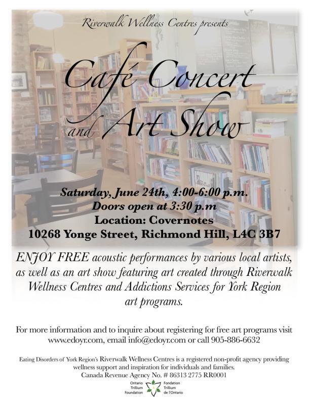 Cafe Concert June 24-17